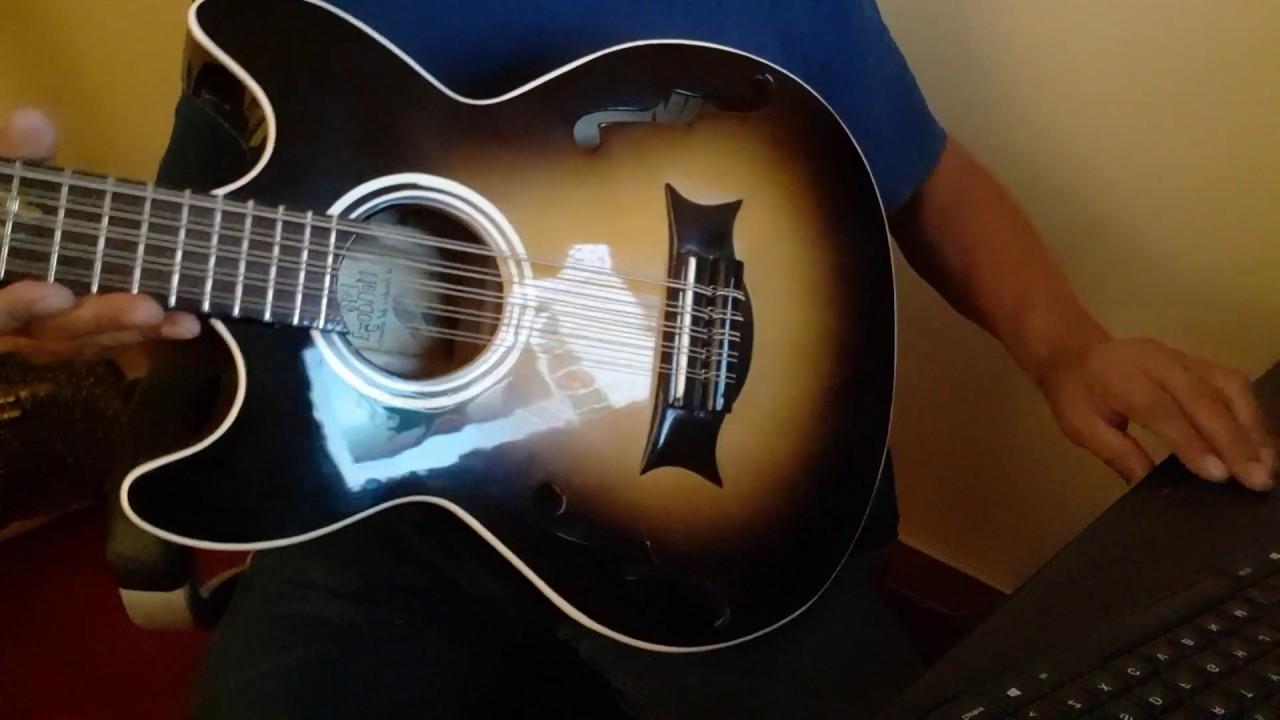 """bajoquinto """"FRANK ES 335"""" EL LAUDERO DEL DESIERTO"""