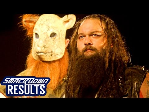 Fixing Bray Wyatt :: WWE Smackdown Live Results 8/9/16 (Going In Raw Pro Wrestling Podcast Ep. 88)