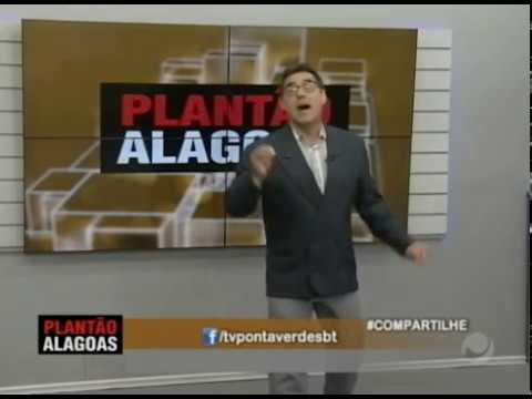 Plantão Alagoas (23/05/2018) - Parte 1