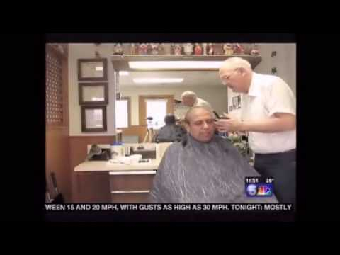 Salvation Army's Major Abe Tamayo shaves head to s...