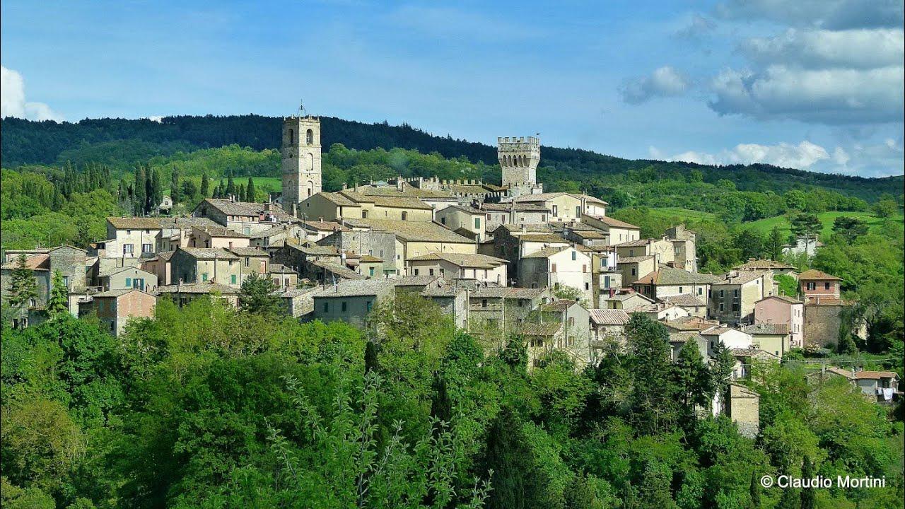 TOSCANA - SAN CASCIANO DEI BAGNI - Tuscany - Full HD - YouTube