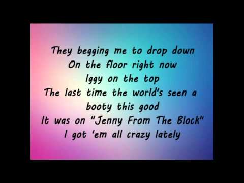 Jennifer Lopez – Booty Remix Feat.Iggy Azalea (LETRA)