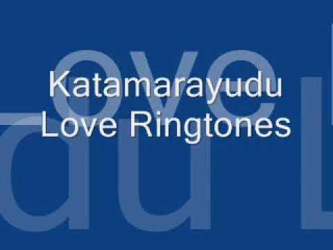 Katamarayudu love theme for ringtone