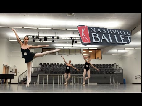 Day In The Life At Nashville Ballet Summer Intensive 2019!!!