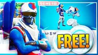 Fortnite is GIVING EVERYONE THIS FREE SKIN.. *NEW* How to Get Alpine Ace FREE in Fortnite!