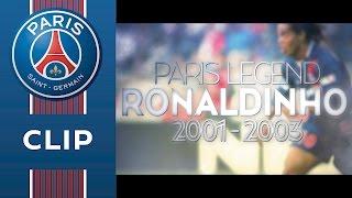 RONALDINHO : BEST-OF PARIS SAINT-GERMAIN