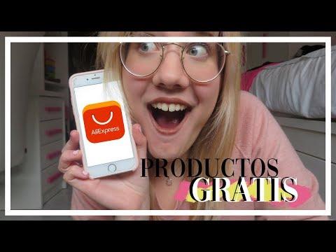 Consigue productos GRATIS