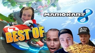Punchlines & Schulden | xTheSolution, Flying Uwe, MontanaBlack, ELoTRiX | Best Of Mario Kart 8