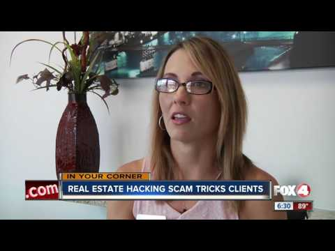 Real estate scam tricks clients