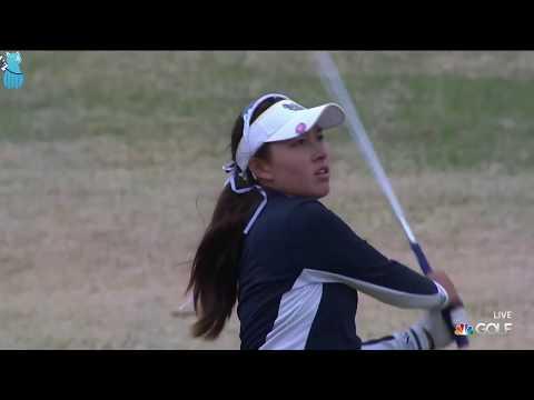 Thai Teen Sensation Atthaya Thitikul's Best Golf Shots 2019 Asia Pacific Women's Amateur