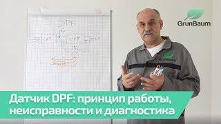 Датчик DPF: принцип работы, неисправности и способы диагностики. Часть 12