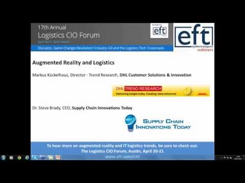 Augmented Reality and Logistics