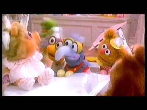 Los muppets celebran a Jim Henson.Teleñecos