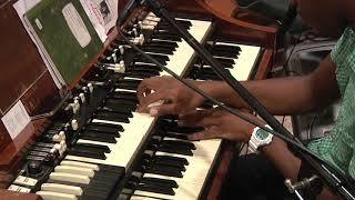 Cory Henry plays Jesus Something about that name