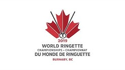 2019 Ringette World Championships | Canada Sr. vs Finland Sr. | Nov. 30