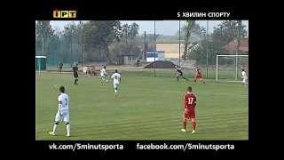 Юнаки. Ворскла - Волинь 0:0. Першість U-19 2015/16, 12 тур