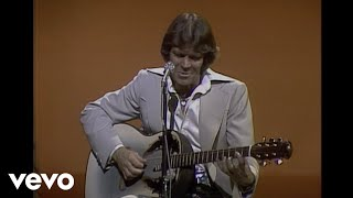 Music video by glen campbell performing galveston (live).