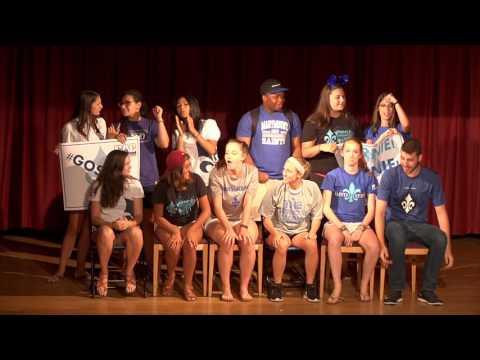New Student Orientation Skits 2016