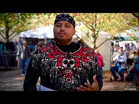The Native American Pow Wow At Stone Mountain