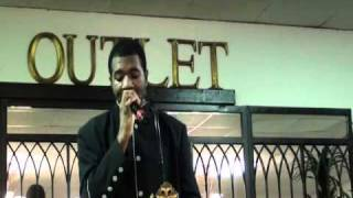 Prophet Torace Solomon drinking of the wine part 1