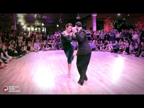 Fausto Carpino y Stephanie Fesneau @ Belgrade Tango Encuentro 2017  3/6