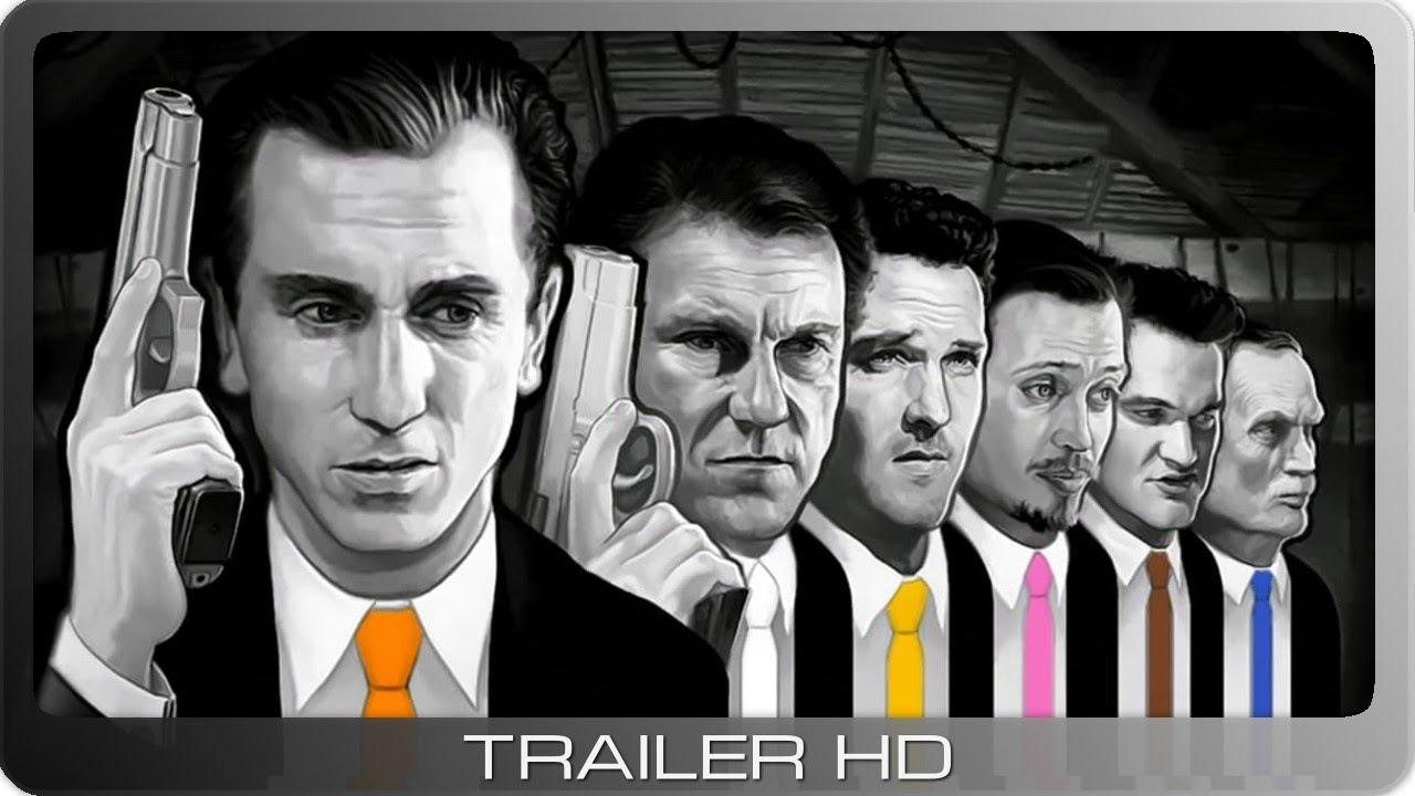 Reservoir Dogs ≣ 1992 ≣ Trailer #2 ≣ German | Deutsch
