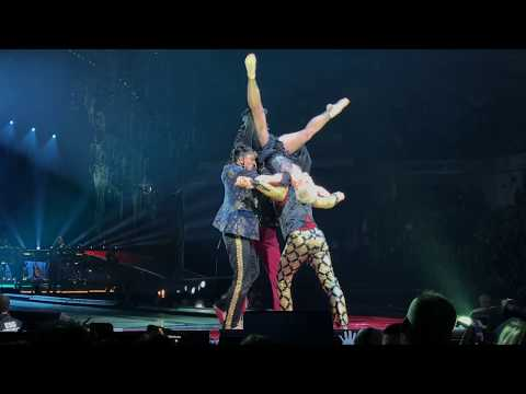 Pink - Try - P!NK Beautiful Trauma Tour - Indianapolis March 17, 2018