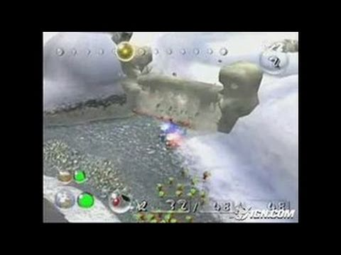 Pikmin 2 Gamecube Gameplay Youtube