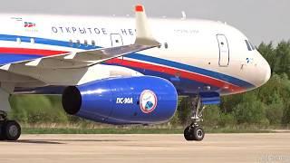 Самолёт которого боятся американские военные/The plane that scares the US military.<