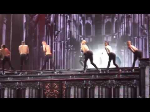 Madonna MDNA Tour - Act of Contrition +  Girl Gone Wild (Live In Tel Aviv) [Fan Edit]