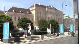 Турпоездка на поезде. Вена, Австрия / Vienna. Часть 1(Вена, Австрия. В мае месяце этого года мы совершили туристическую поездку на поезде по городам Европы. Я..., 2014-11-16T14:10:48.000Z)