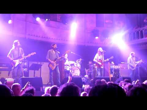 Black Crowes, Oh! Sweet Nuthin', live in Paradiso, Amsterdam, 19 juni 2013