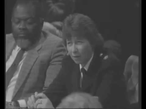 Race Hate Debate 1980's Bernie Grant,Lee Jasper,James Pickles, etc - 1 of 2..