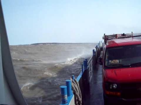 Lake Erie... Hairy Miller's Ride