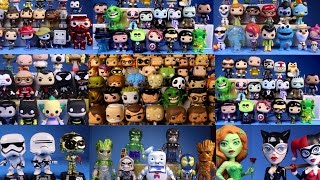 Baixar My Funko Pop Vinyl Collection 2015 Year In Review 500+ Figures Hikari Mystery Minis Video