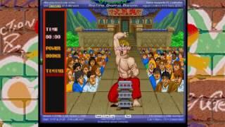 Street Fighter (World. Analog buttons) - -Ken Masters PlayThrough- Vizzed.com GamePlay - User video