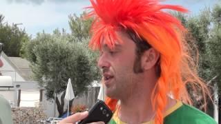 Servizio Tg TV1 Porto Cesareo Camping Torre Lapillo