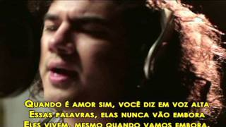 Repeat youtube video Chris Medina - What Are Words Traduzido Marcos Marciel