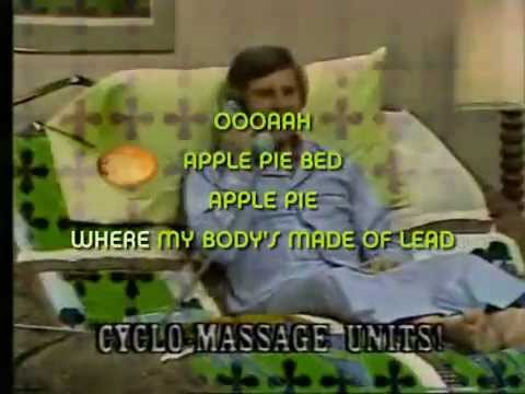 Karaoke Dick - 'Apple Pie Bed' (Lawrence Of Arabia)