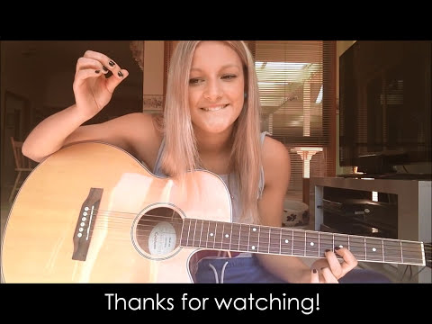Ash Kennedy - Perfect Two by Auburn (Acoustic Cover)