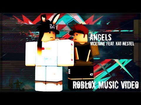Angels  Vicetone ft Kat Nestel  ROBLOX Music