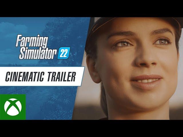 Farming Simulator 22 (видео)