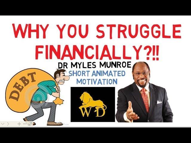 Dr Myles Munroe