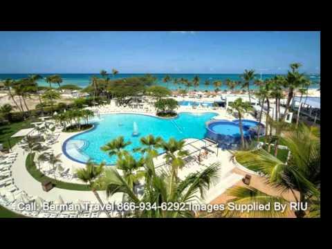 Aruba: RIU Palace Antillas / All Inclusive / All Adults