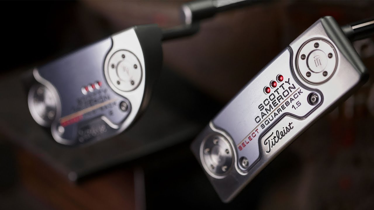 Putters | Scotty Cameron Select Putters | Titleist