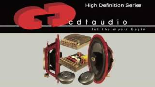 cdt audio hd series