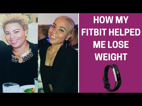 How I Used My Fitbit To Lose Over 30 Pounds + FItbit Alta HR Review | PAIGE MARIAH