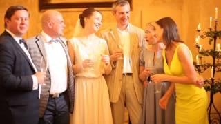 Алексей + Анна. Свадьба в недействующей церкви на море в Италии. Телларо (Лигурия)