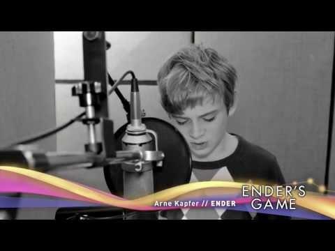 Ender's Game YouTube Hörbuch Trailer auf Deutsch