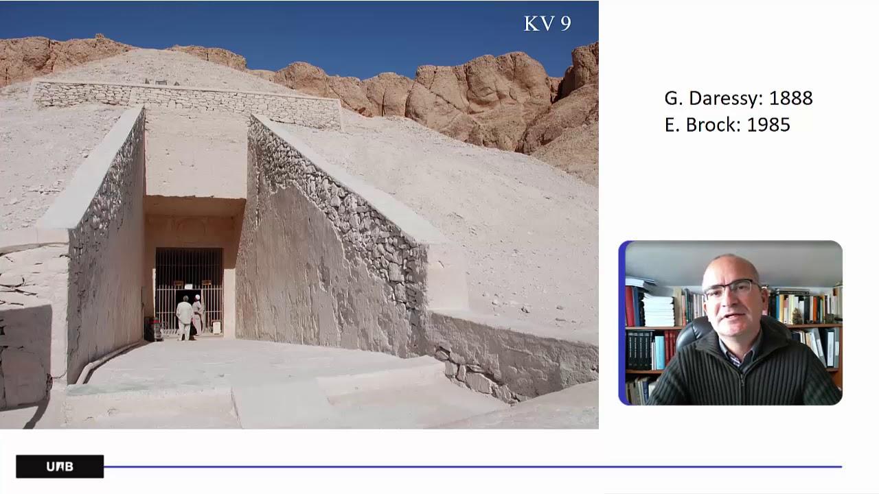 Download José Lull - L7 3 - Coursera El Valle de los Reyes - Las tumbas de Ramsés V y Ramsés VI (Parte 1)